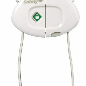Safety First Handle Flex Lock (White) -0