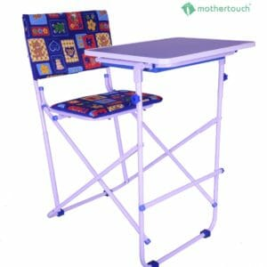 Mothertouch Educational Desk Blue-0