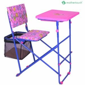 Mothertouch Educational Desk DX Pink-0