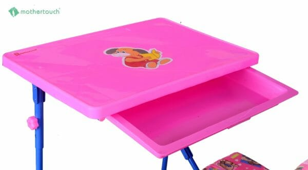 Mothertouch Educational Desk DX Pink-2844