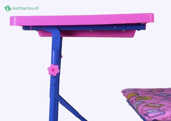 Mothertouch Educational Desk DX Pink-2845