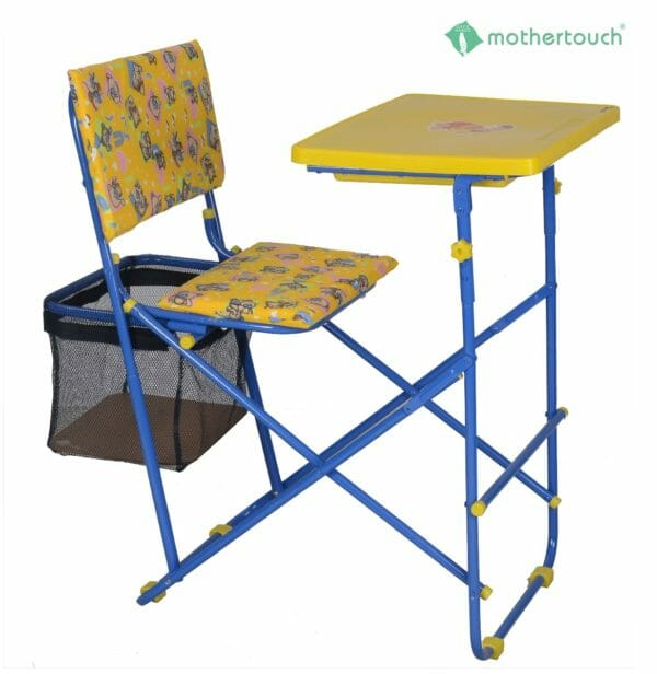 Mothertouch Educational Desk DX Yellow-0
