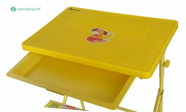 Mothertouch Educational Desk DX Yellow-2850