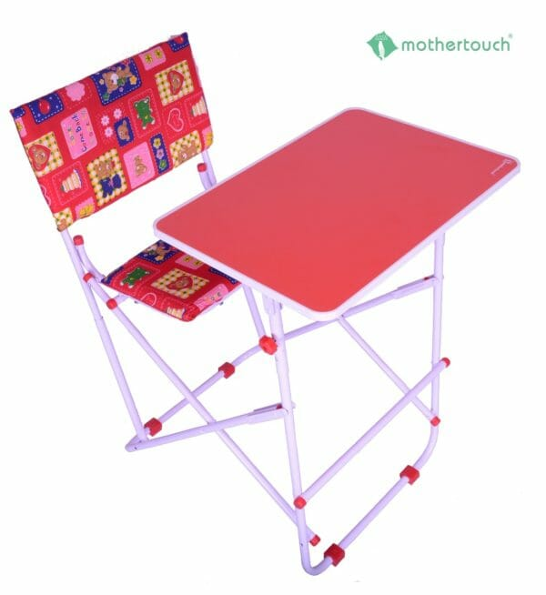 Mothertouch Educational Desk Red-0
