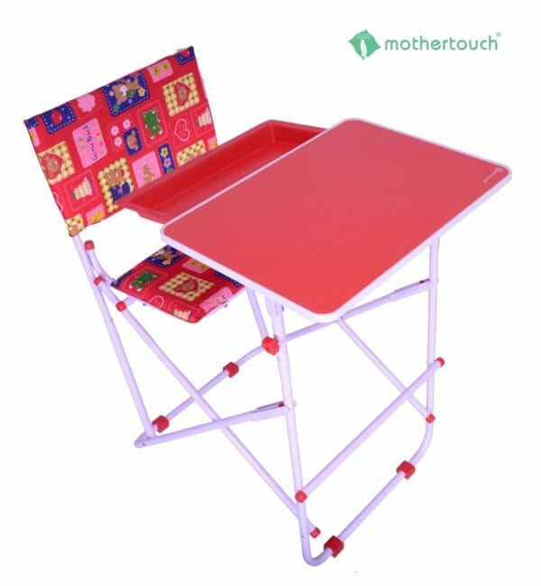 Mothertouch Educational Desk Red-2834
