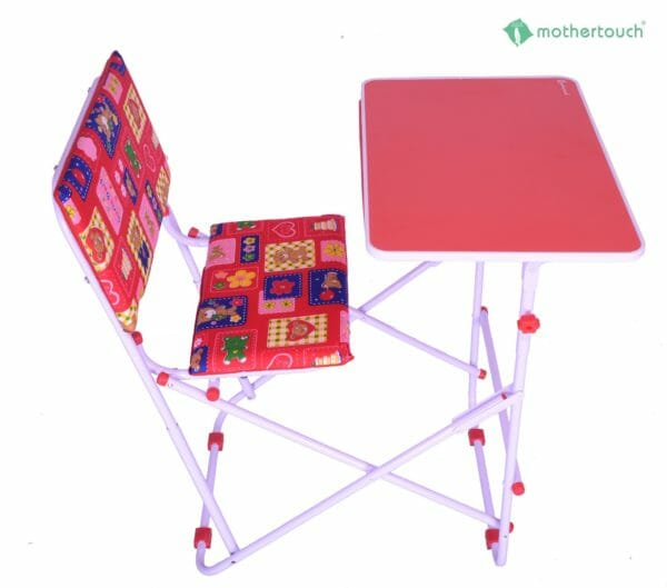Mothertouch Educational Desk Red-2835