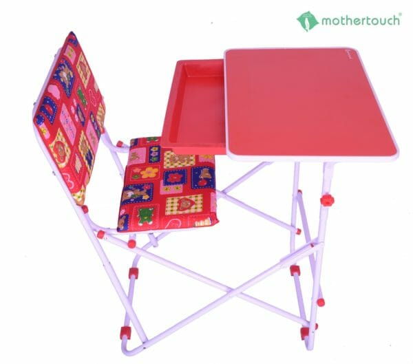 Mothertouch Educational Desk Red-2836