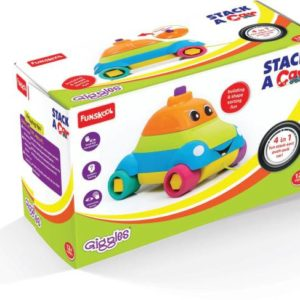 Funskool Stack a Car-0