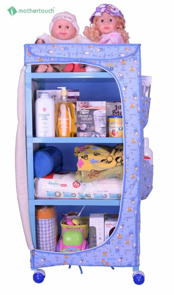 Mothertouch My Wardrobe - Blue-0