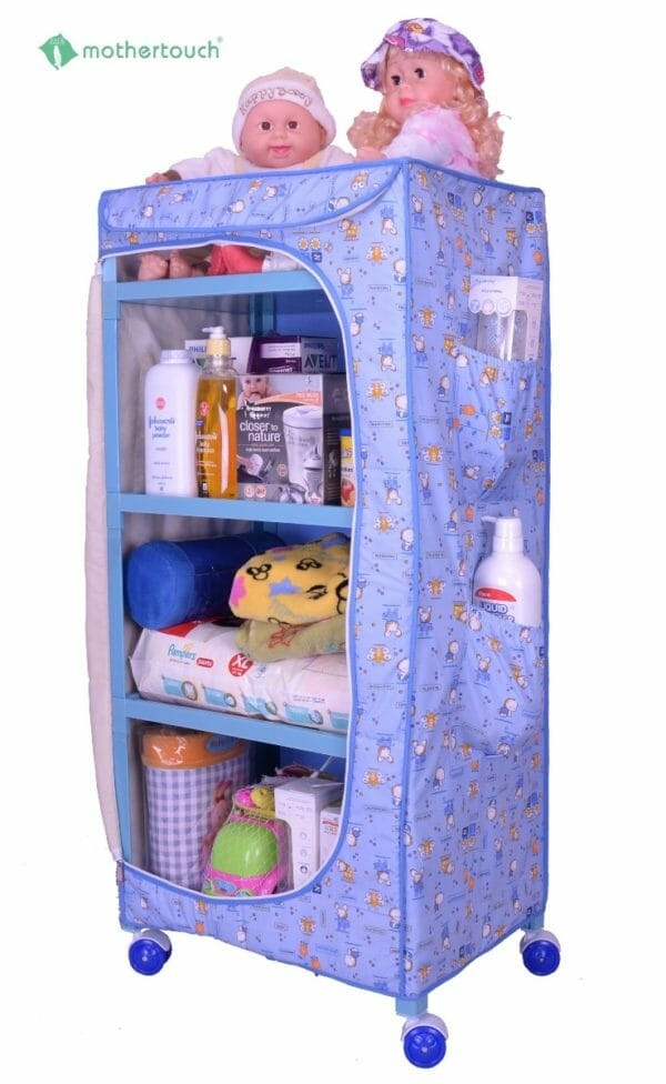 Mothertouch My Wardrobe - Blue-2774