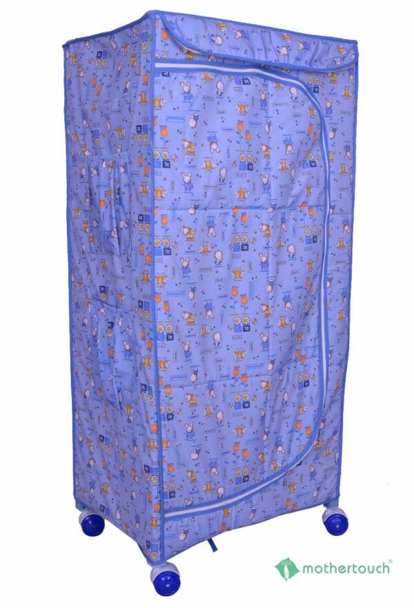Mothertouch My Wardrobe - Blue-2775