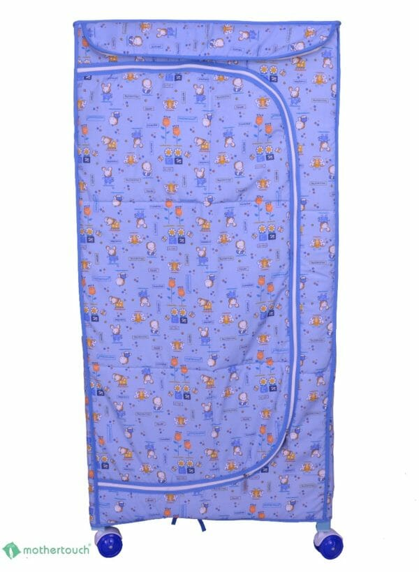 Mothertouch My Wardrobe - Blue-2776