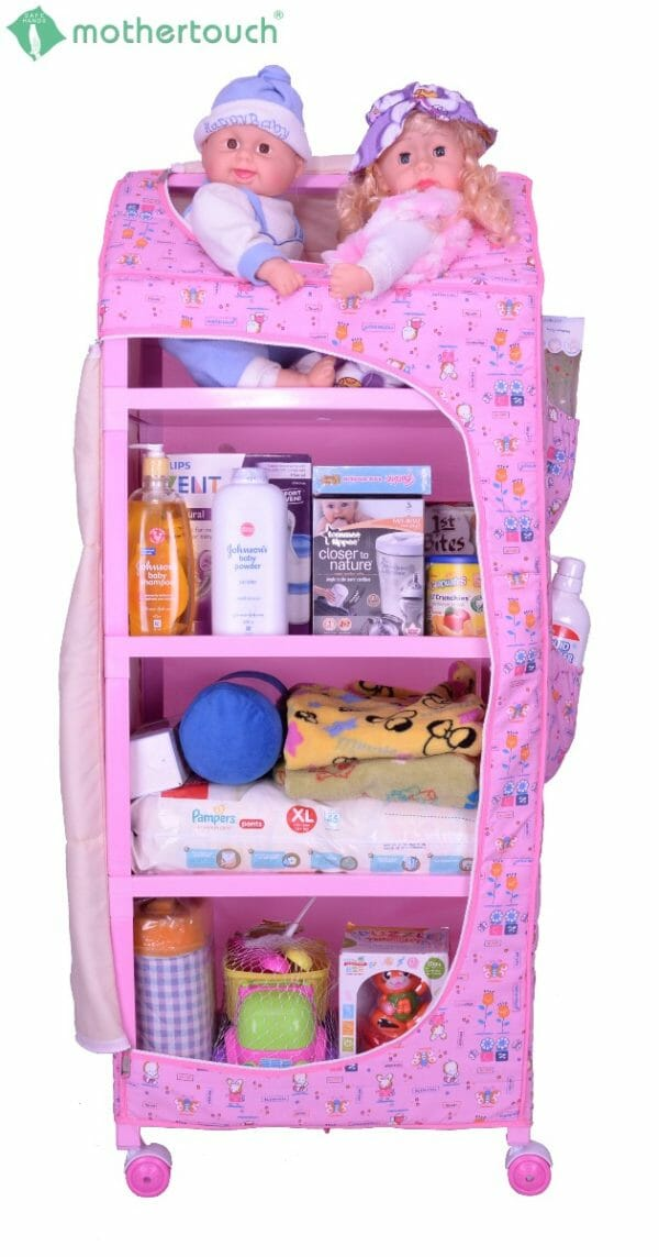 Mothertouch My Wardrobe DX - Pink-0