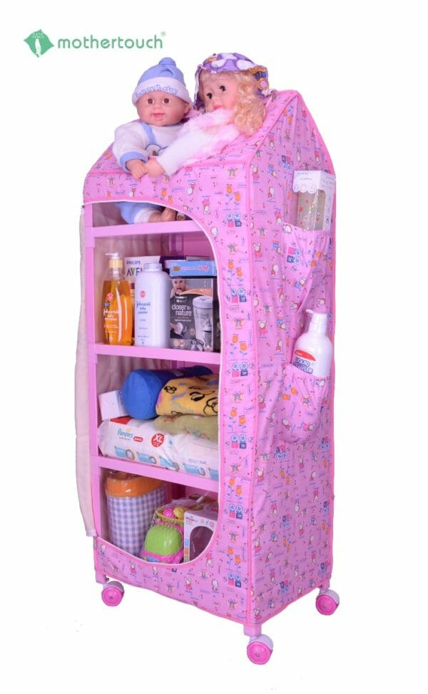 Mothertouch My Wardrobe DX - Pink-2810