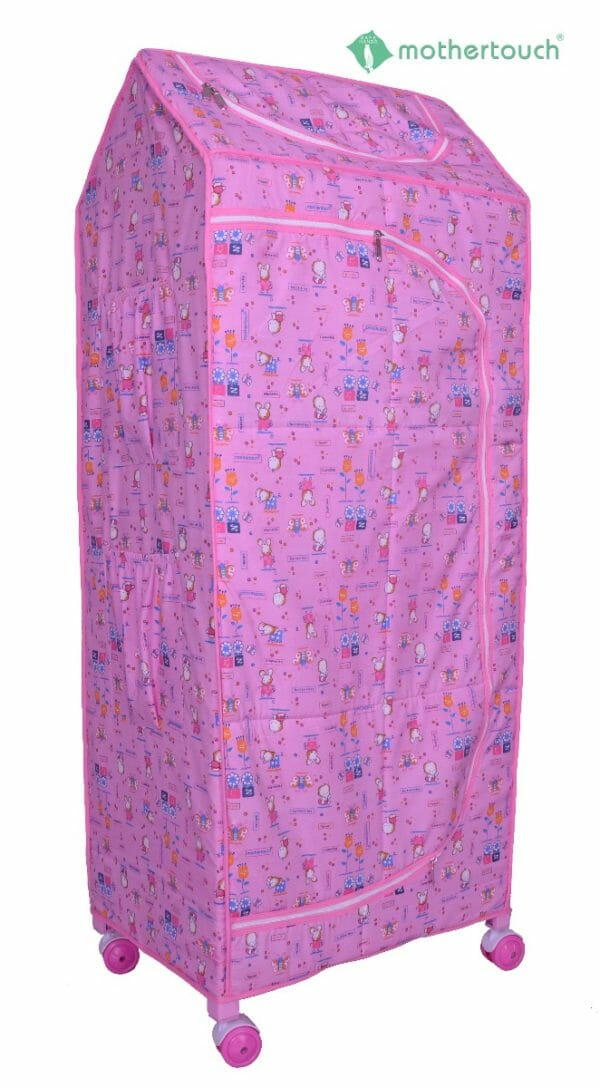 Mothertouch My Wardrobe DX - Pink-2811