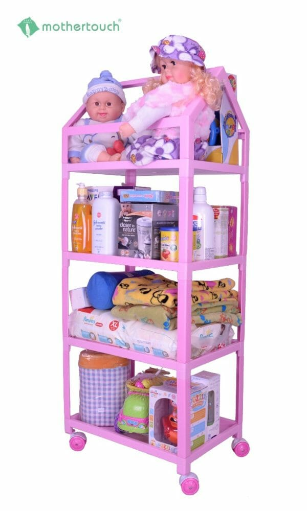 Mothertouch My Wardrobe DX - Pink-2814