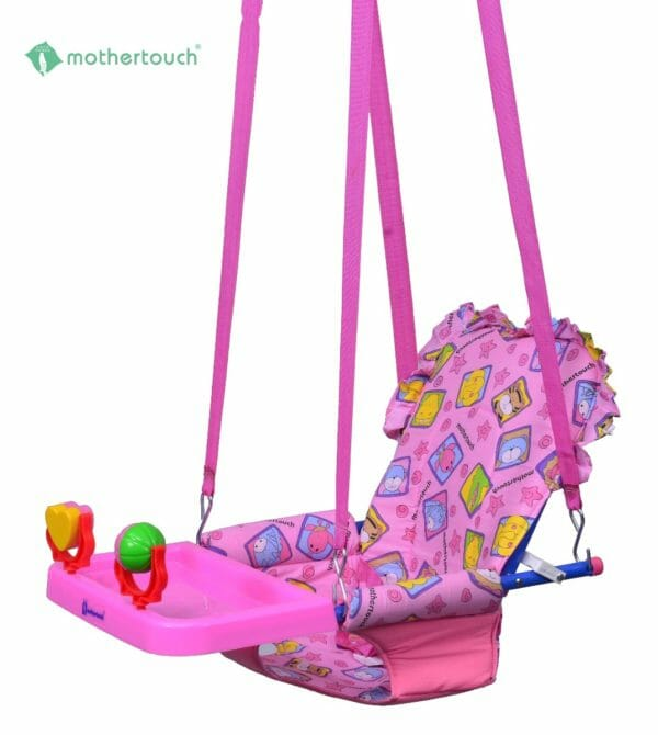 Mothertouch Top Swing Pink-0