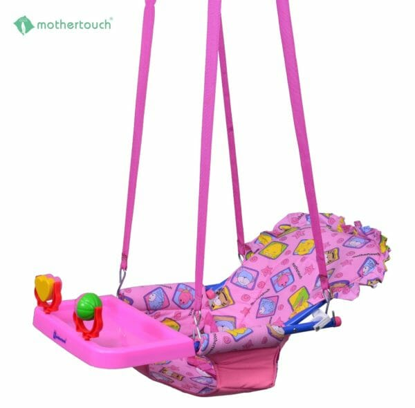 Mothertouch Top Swing Pink-2660