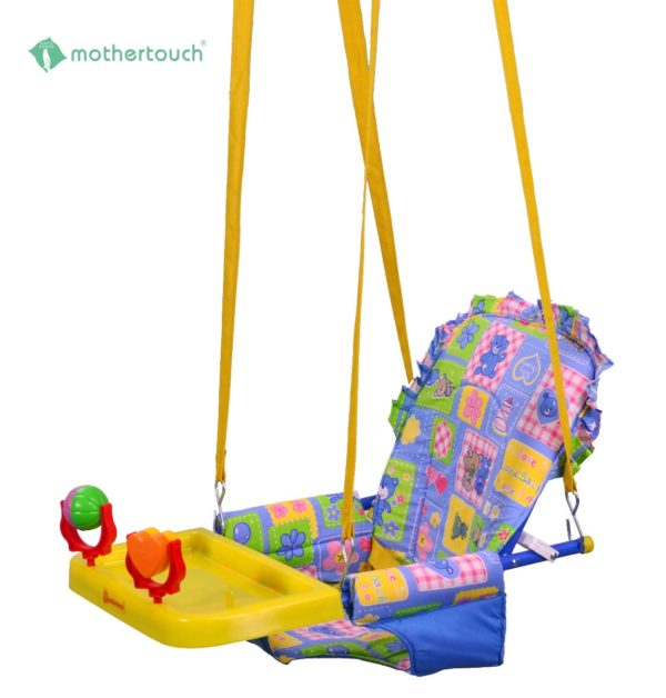 Mothertouch Top Swing Yellow -2656