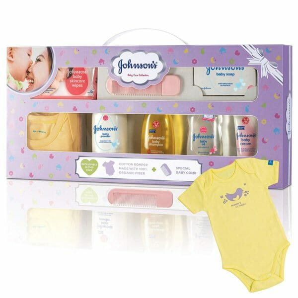 Johnson's baby Care Collection -0