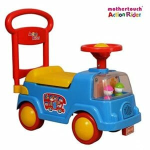 Mothertouch Action Rider (Blue)-0