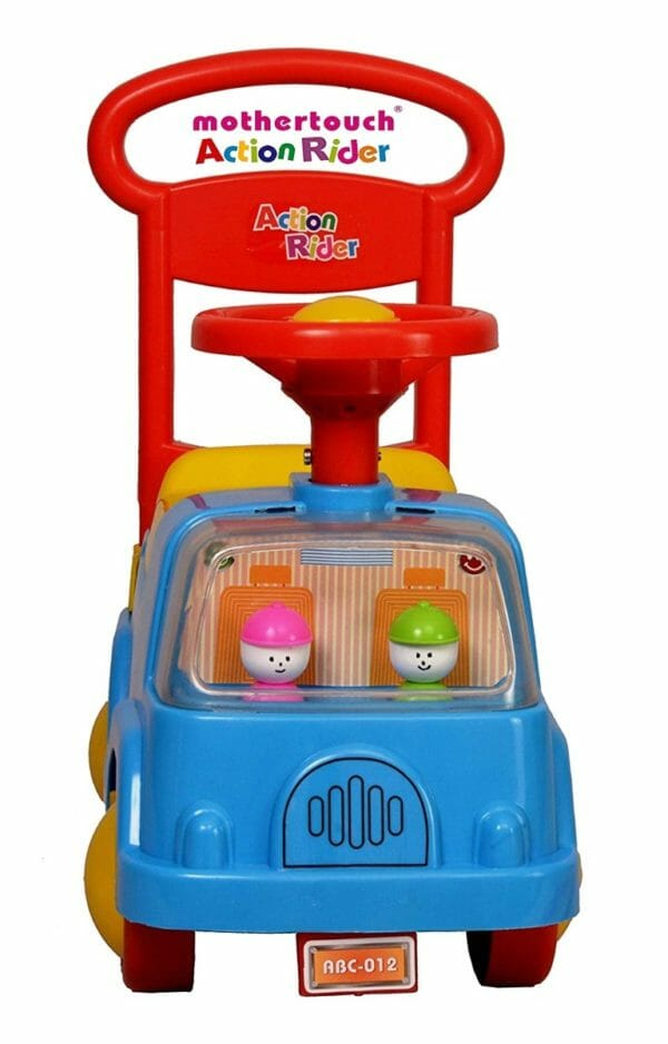 Mothertouch Action Rider (Blue)-3454