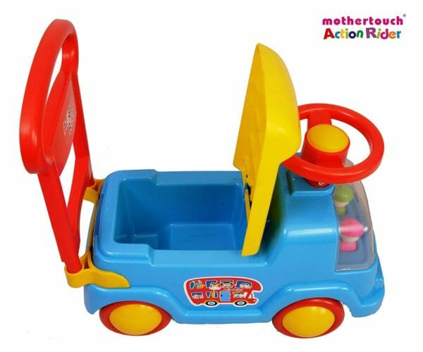 Mothertouch Action Rider (Blue)-3455
