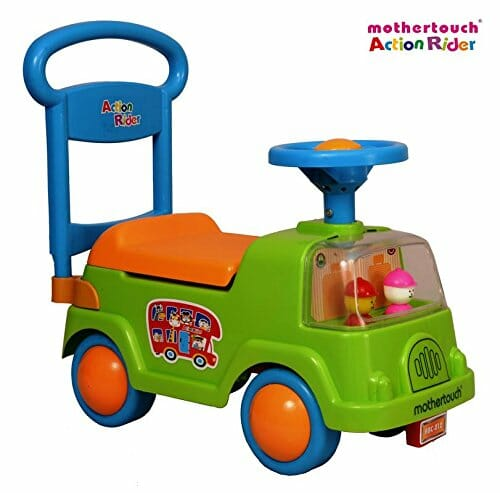 Mothertouch Action Rider (Green)-0