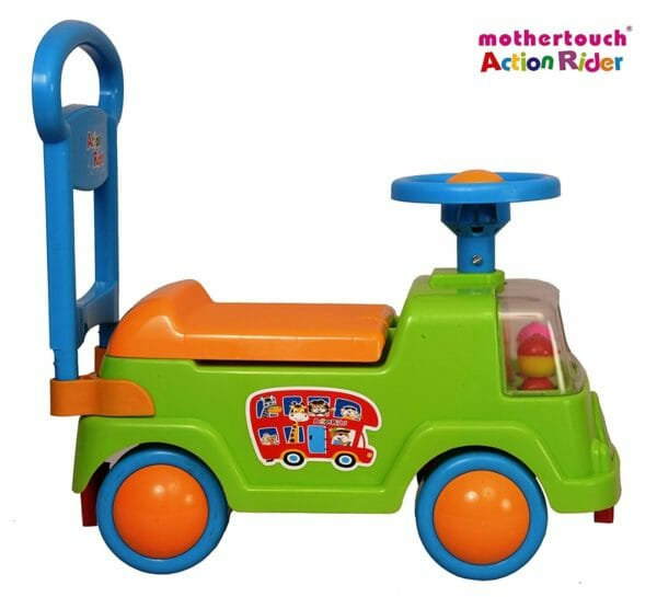 Mothertouch Action Rider (Green)-3463