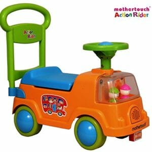 Mothertouch Action Rider (Orange)-0