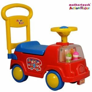 Mothertouch Action Rider (Red)-0