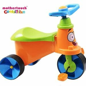 Mothertouch Combi Trike (Orange)-0