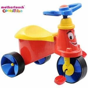 Mothertouch Combi Trike (Red)-0