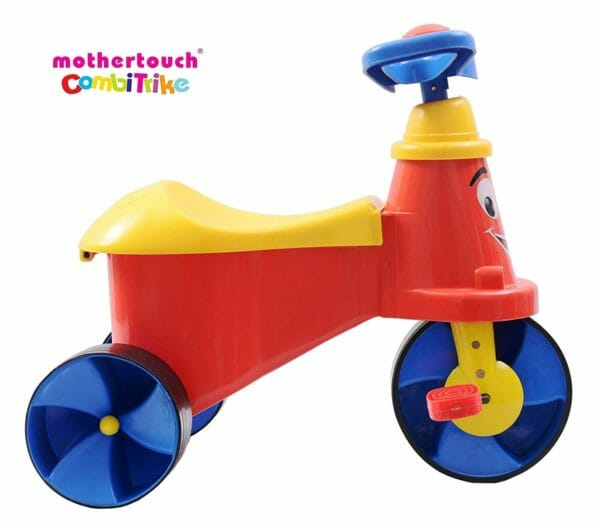 Mothertouch Combi Trike (Red)-3393
