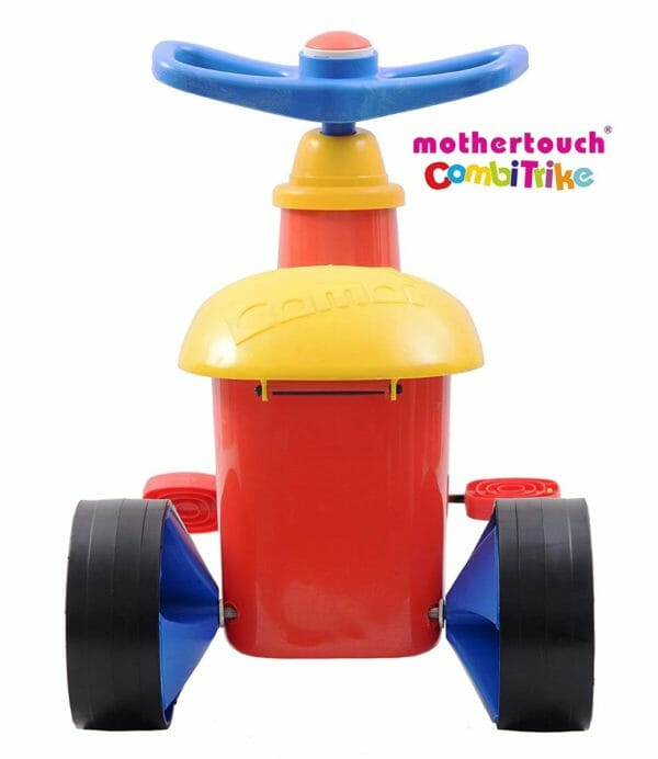 Mothertouch Combi Trike (Red)-3395