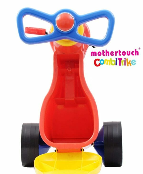 Mothertouch Combi Trike (Red)-3396