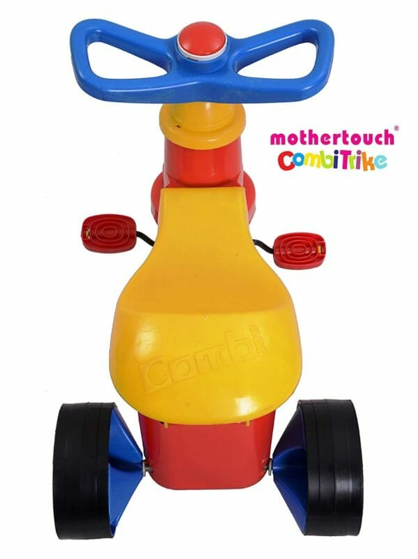 Mothertouch Combi Trike (Red)-3397
