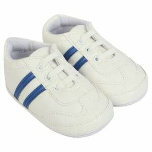Morisons Baby Dreams Baby Shoes- White- 6-12-0