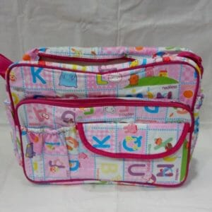 WE Mother's Bag- pink-0