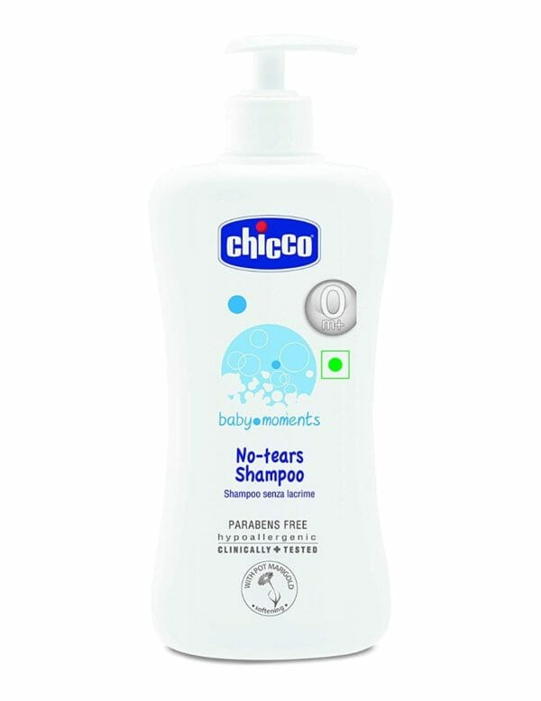 Chicco No-Tears Shampoo 500ml-4363