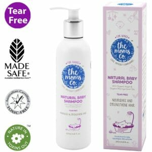 The Moms Co. Tear-Free Natural Baby Shampoo 400 ml-0
